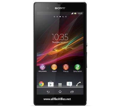 Sony-Xperia-Z-Stock-ROM
