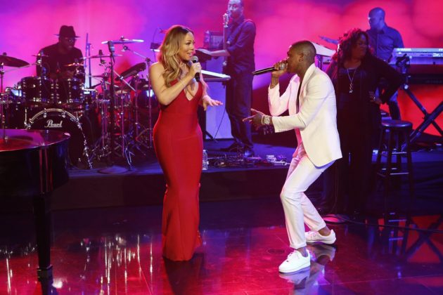 Mariah Carey – I Don't (feat. YG) (LAo vivo no programa do Jimmy Kimmel)