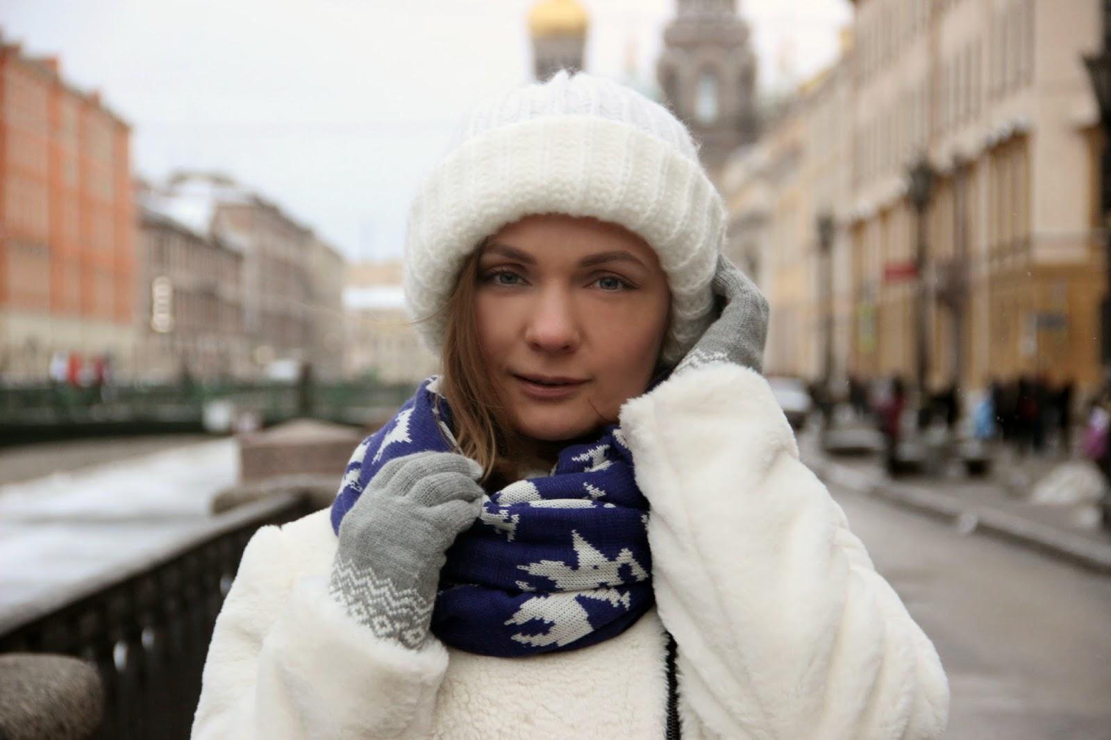 Зимние каникулы в Петербурге