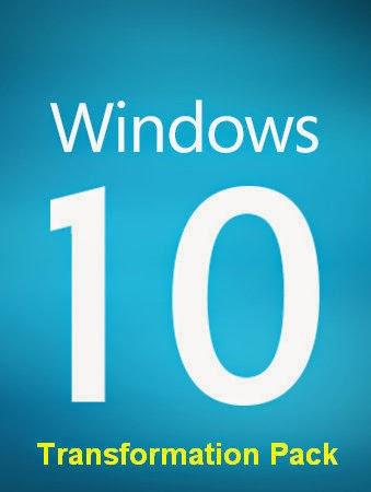 Windows 10 Transformation Pack Free