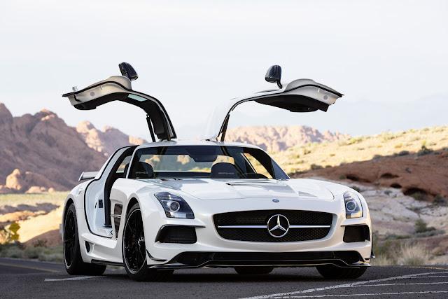 Mercedes - Benz SL AMG