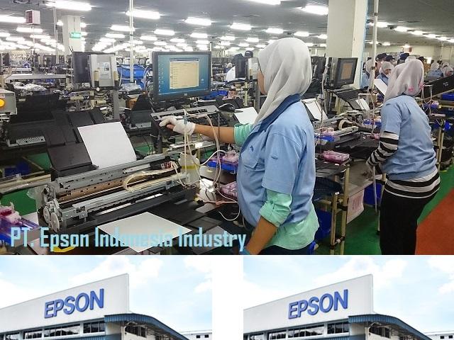 CariLoker Terbaru PT Epson Indonesia Wilayah Bekasi Cikarang Juli 2018