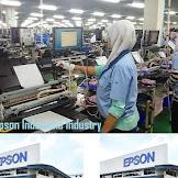 CariLoker Terbaru PT Epson Indonesia Wilayah Bekasi Cikarang Tahun 2019