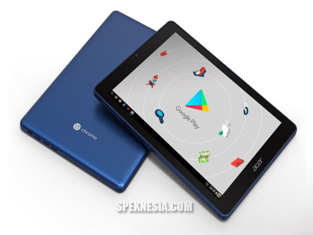 Spesifikasi Harga Acer Chromebook Tab 10 | Speknesia
