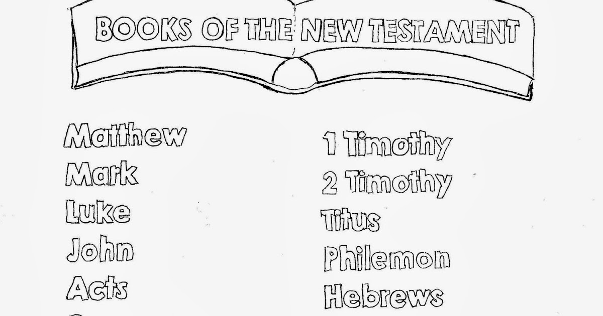 new testament coloring pages children - photo#22