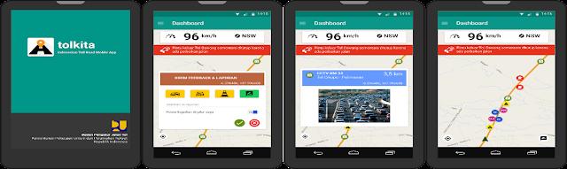 Aplikasi TolKita - Informasi Jalan Tol Indonesia