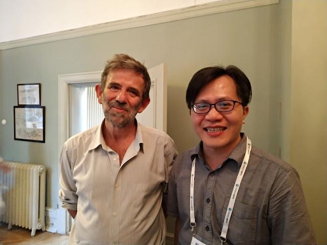 TIMES團隊成員參與瑞典IEW、ETSAP會議及參訪瑞典國立經濟研究院