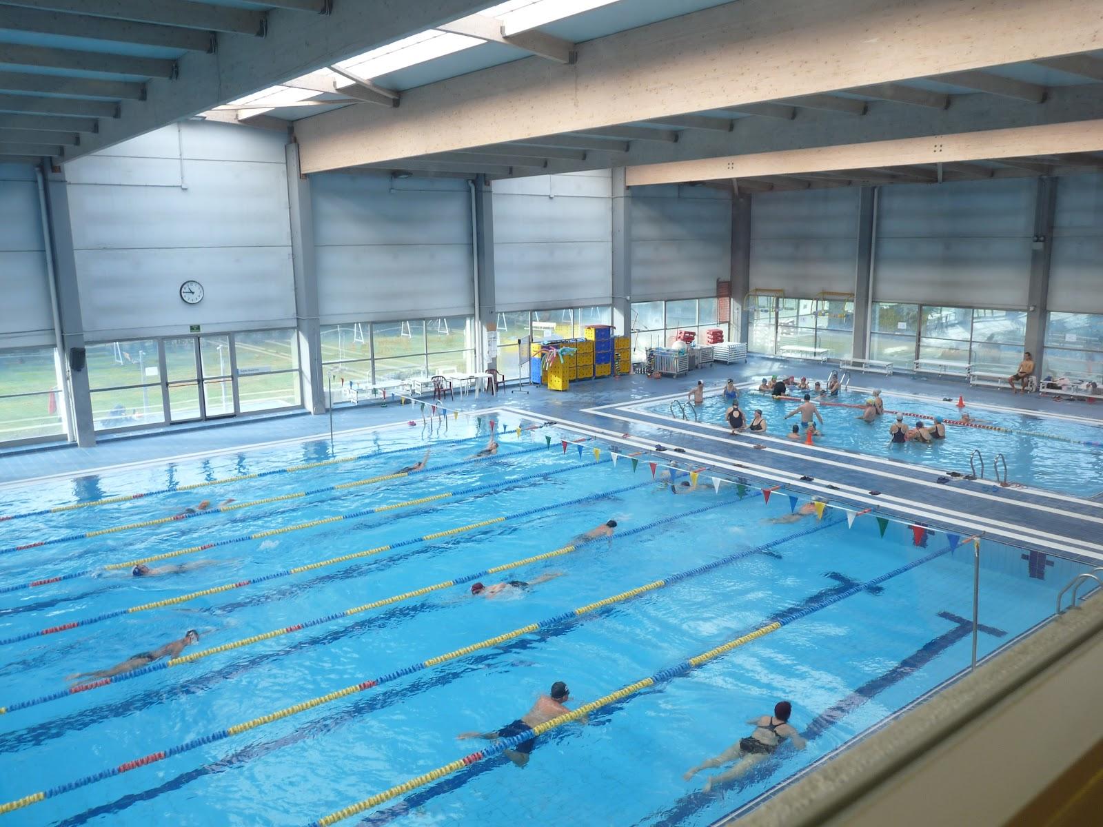 Cierre temporal piscina climatizada cdm valdebernardo for Piscina triangulo de oro
