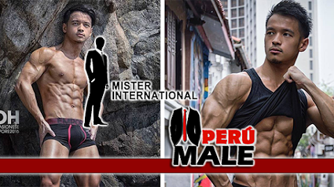 Mister International Singapore 2017