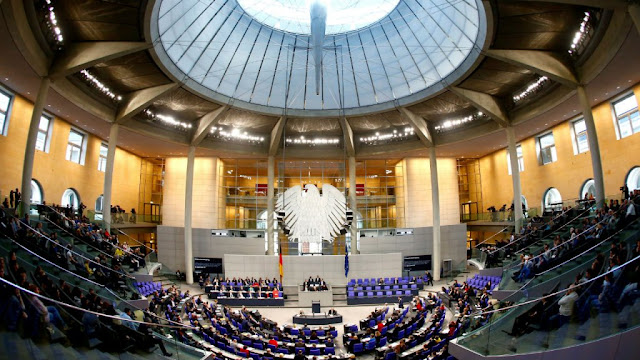 German Bundestag Politicians Hacked