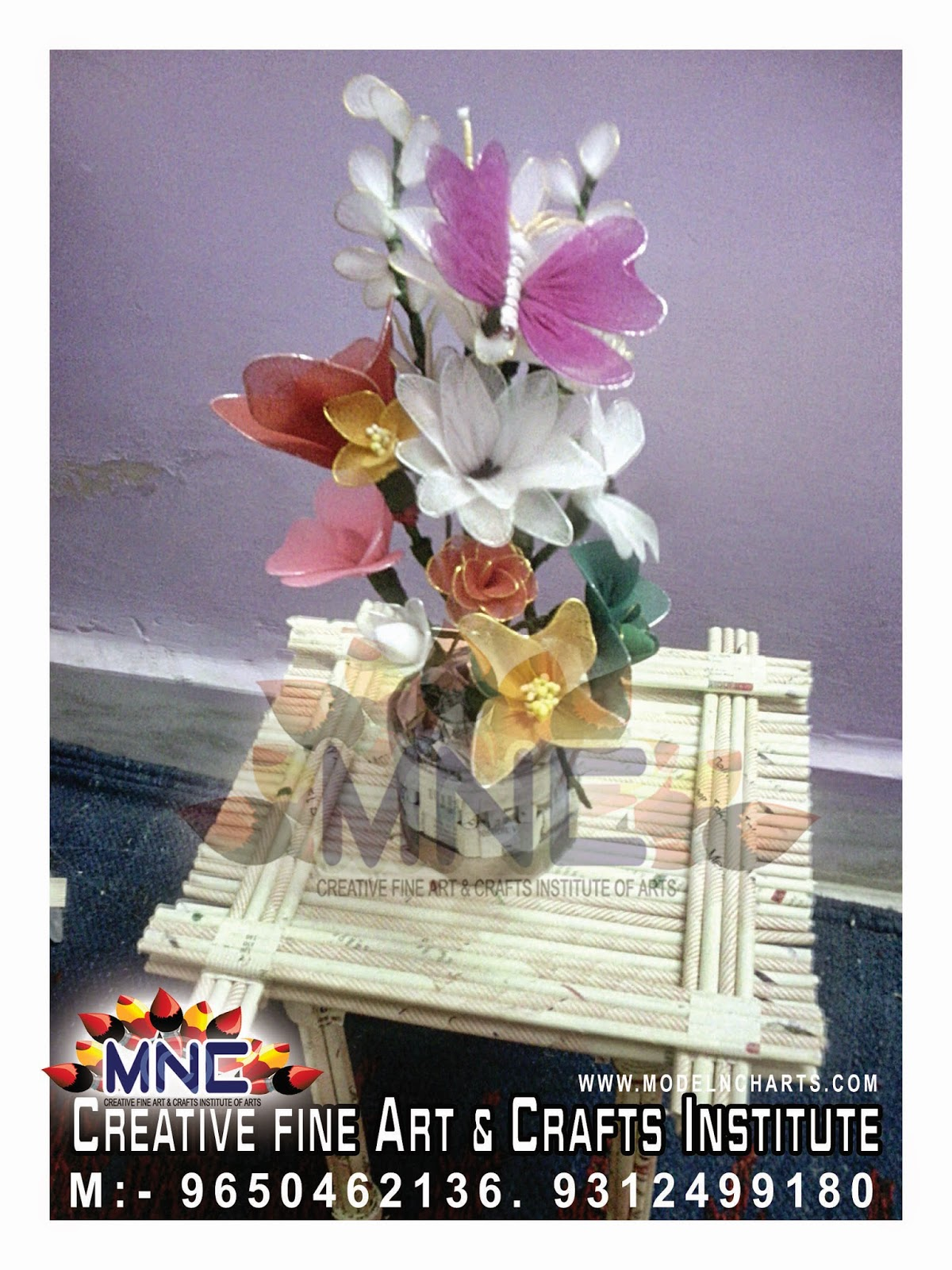 Creative fine art crafts institute 9650462136 home for Crafts classes for adults