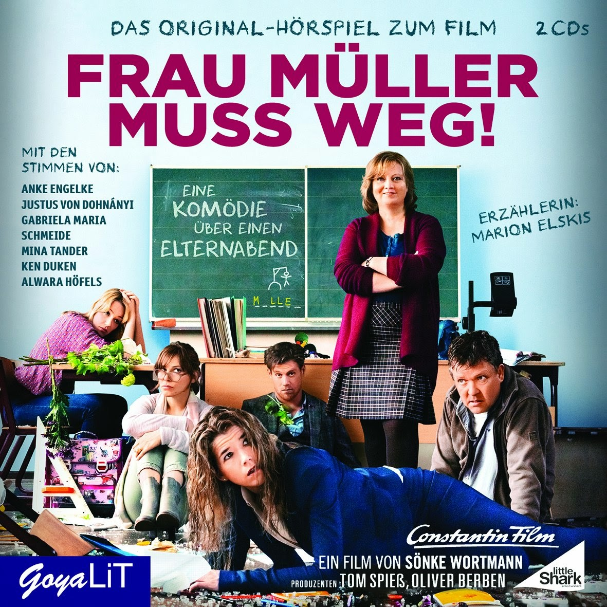 Frau Müller Muss Weg Film Stream