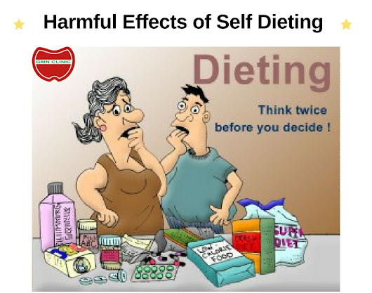 Harmful Effects of Self Dieting