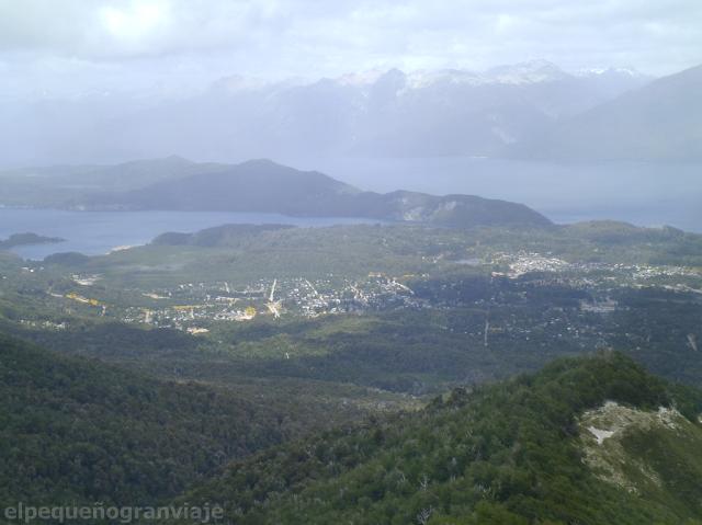 Cerro Belvedere, Villa La Angostura
