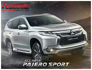 Program Promo Pajero Sport