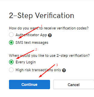 How to enable Two Step Verification in Godaddy Account in hindi