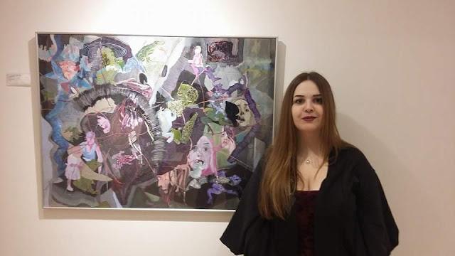 Sofia-Rose Kosmidou - thecolumnist.gr