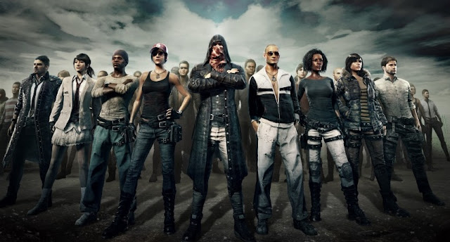 PlayerUnknown's Battlegrounds Momentarily Tops CS Breaking It Records For Concurrent Players