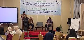Sekretaris Daerah Provinsi Jambi Kegiatan Rapat Koordinasi Pokja Kampung KB Tingkat Provinsi Jambi