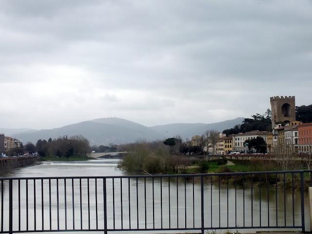 viaje a la Toscana, Florencia