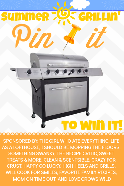 Summer Grillin' Giveaway!!