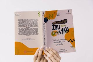 Buku membahagiakan ibu dan ayah