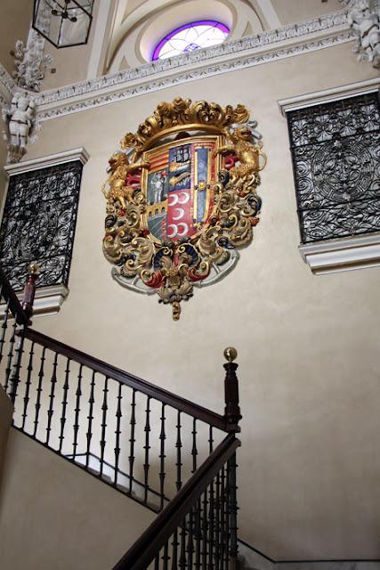 Hotel Palacio de Villapanés - Hallway