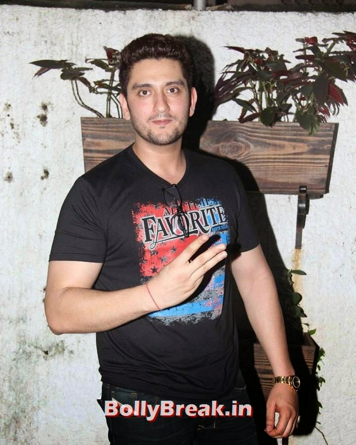 Shaad Randhawa, Pics from '3 AM' Movie Special Screening