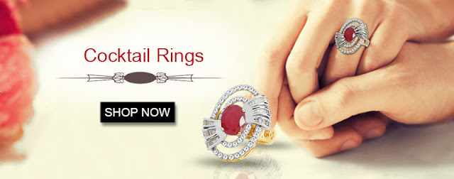 Cocktail Ring, Diamond Ring, Online Diamond Ring,