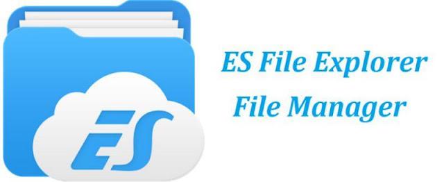 ES File Explorer - O que se passa?