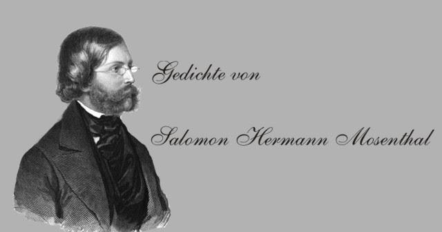 Gedichte Und Zitate Fur Alle Gedichte Von Salomon Hermann