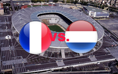 Live Streaming France vs Netherlands UEFA Nations League 10.9.2018