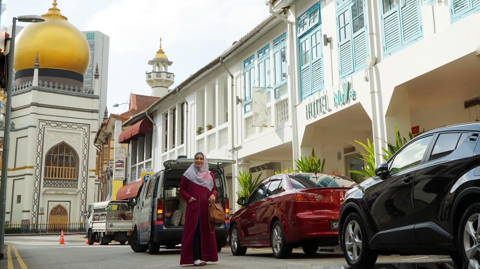 Jejak Masjid-Masjid Singapura yang Hilang Tergerus Zaman