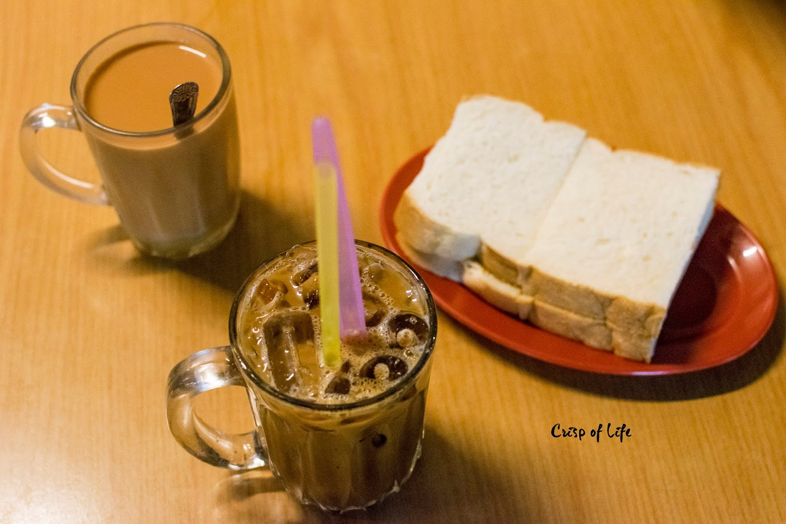 Kedai Kopi Fook Yuen Kota Kinabalu Sabah Roti Kahwin