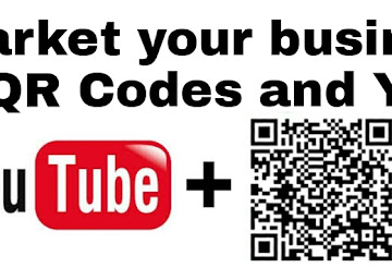 Market your business with QR Codes and Social Media - YouTube