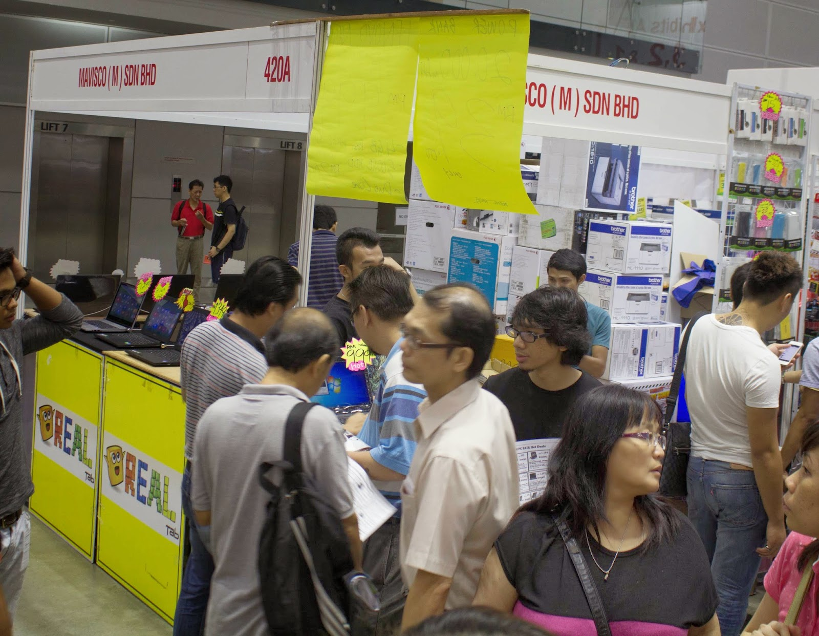 Coverage of PIKOM PC Fair 2014 @ Kuala Lumpur Convention Center 385