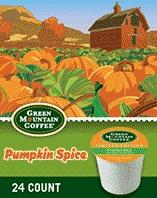 Pumpkin Spice K-Cups_CoffeeCow