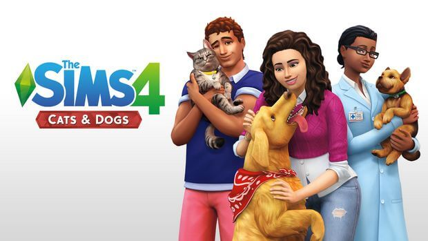 THE SIMS 4 CATS AND DOGS MULTI 17 CRACKED-3DM