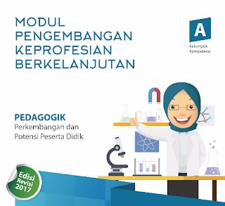 Modul PKB SMP Guru Bahasa Indonesia tahun 2017