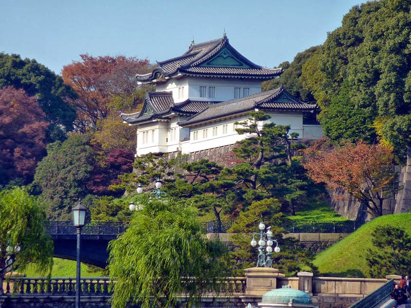 Istana-Kaisar-Jepang
