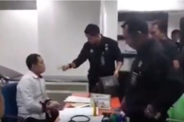 Anggota LSM KPK Bentak-bentak Petugas Rumah Sakit Arya Medika Tangerang