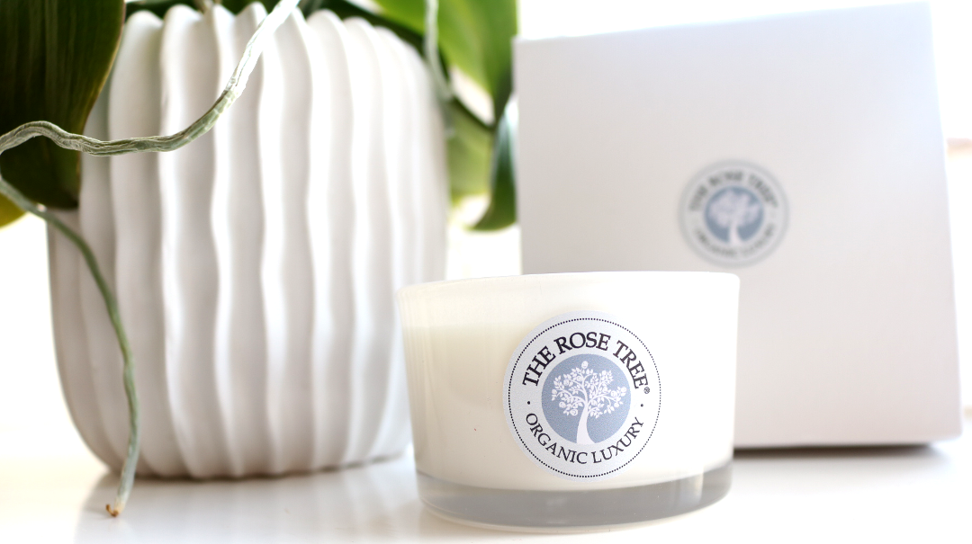 The Rose Tree Luxury Natural Wax Candle in No. 5 review