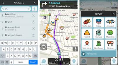 Fitur Planned Drives Pada Waze, Memungkinkan Anda Merancang Waktu Yang Tepat