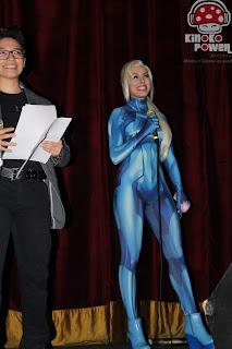 Nadya Sonika hizo un gran trabajo como presentadora