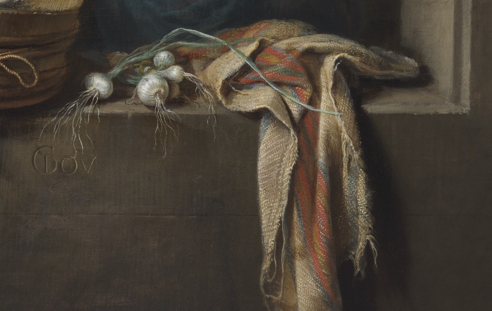 Gerrit dou baroque era painter tutt 39 art pittura for Famous artist in baroque period