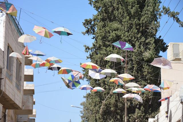 les rues d'Amman