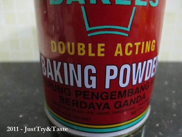 Bagian I Mengenal Baking Powder Baking Soda Cream Of