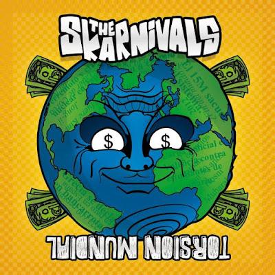 Resultado de imagen para The Skarnivals Torsión Mundial 2012
