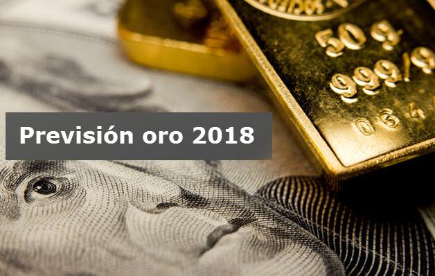 Previsión oro 2018: ¿Es momento de invertir en oro?
