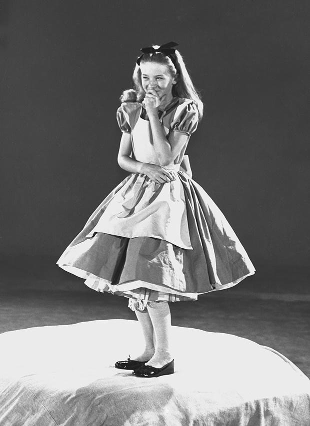 Alice no País das Maravilhas, Kathryn Beaumont, Disney, Alice in Wonderland, fotos antigas de Alice no País das Maravilhas